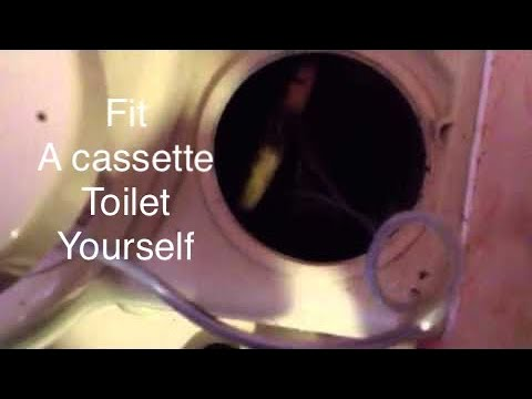 thetford porta potti qube 165 instructions