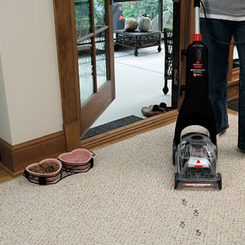 bissell readyclean powerbrush pet carpet cleaner instructions