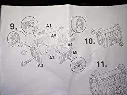 black and decker junior power tool workshop assembly instructions