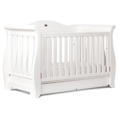 boori royale sleigh cot instructions