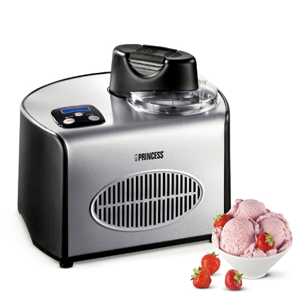 breville ice cream maker instruction book