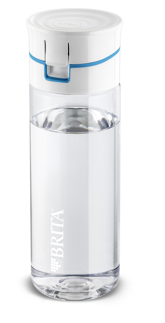 brita water bottle fill and go instructions