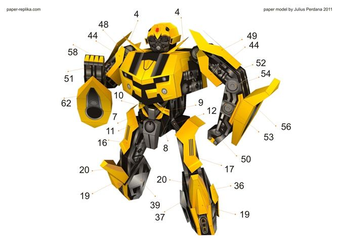 bumblebee transformer instructions 900 stra