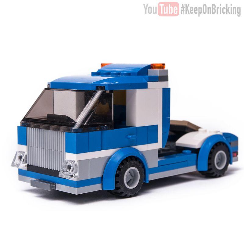 lego city instructions 60117