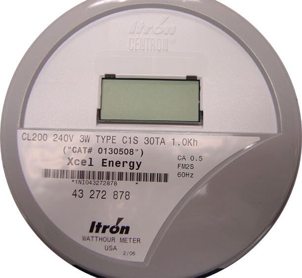 western power smart meter instructions