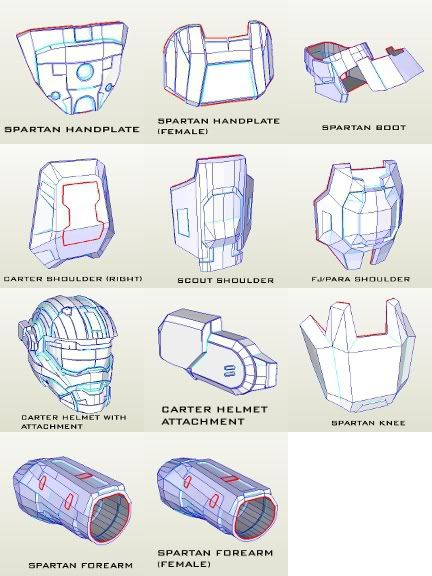 cardboard halo helmet instructions