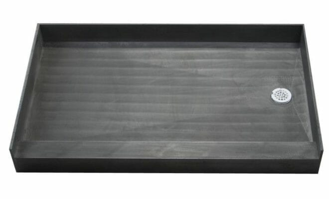 shower pan liner installation instructions