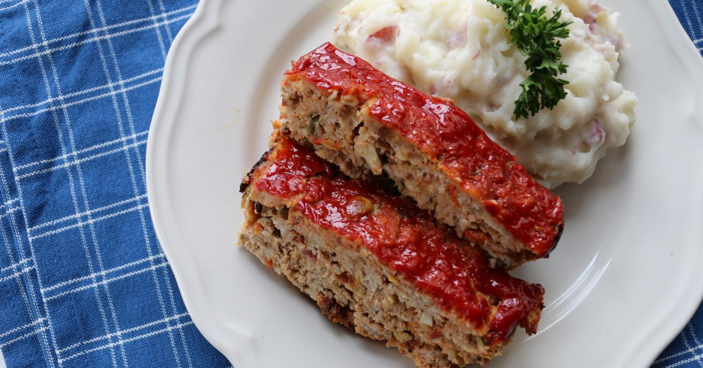 cooking instructions for turkey meatloaf
