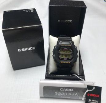 casio g shock stopwatch instructions