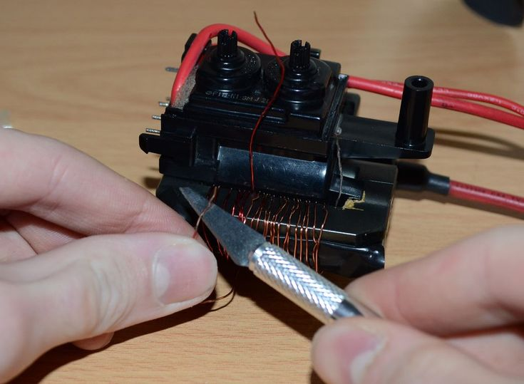 simple flyback driver instructables