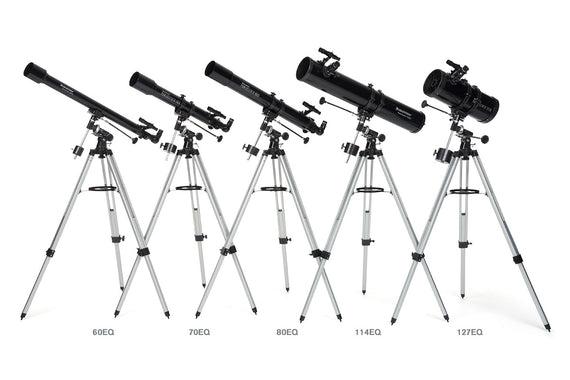 celestron powerseeker 40az telescope instructions