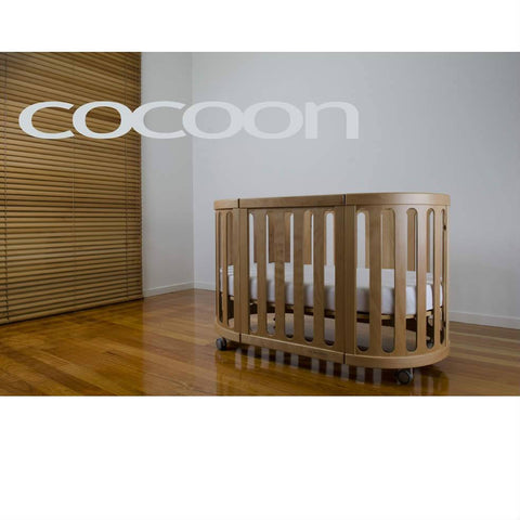 cocoon nest cot instructions
