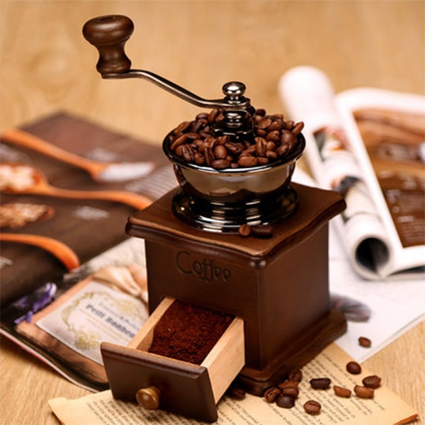 coffeee grinder kit instructions