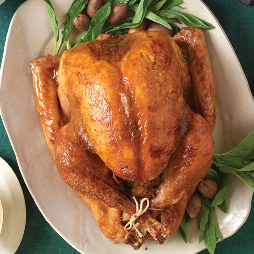 martha stewart turkey cooking instructions