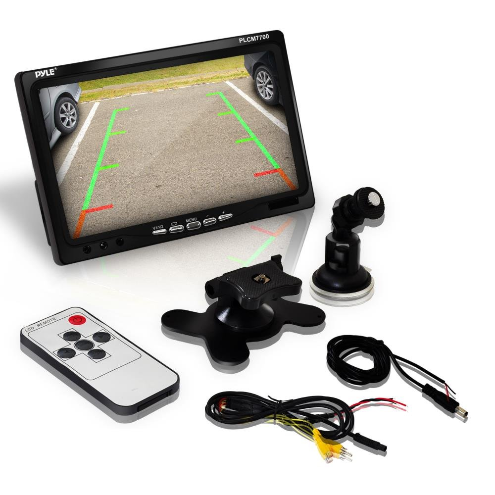 pyle backup camera installation instructions