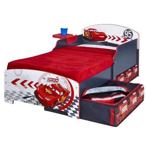 disney pixar cars toddler bed assembly instructions