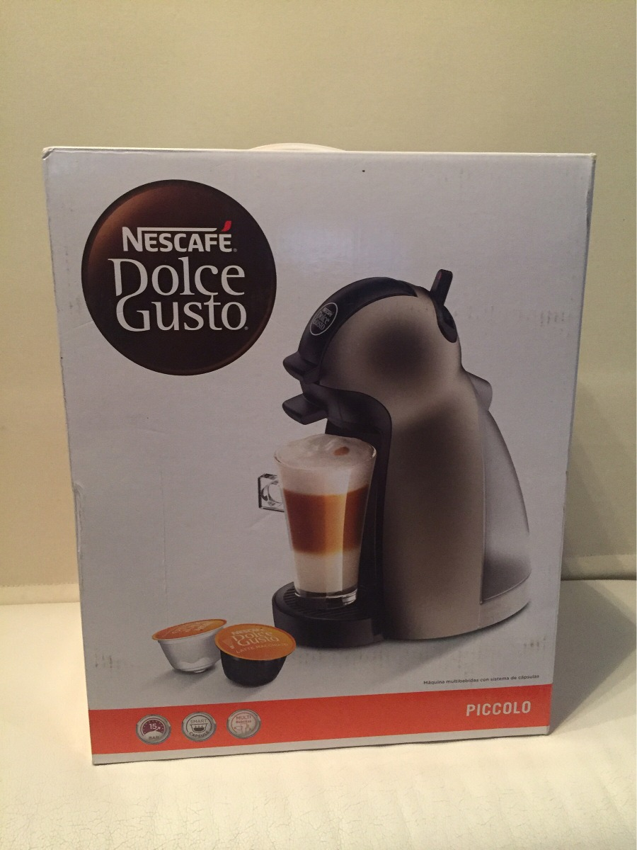 dolce gusto piccolo instructions pdf