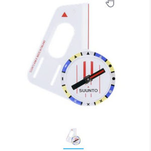 suunto m3 compass lanyard instructions