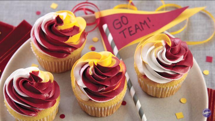 big top cupcake baking instructions