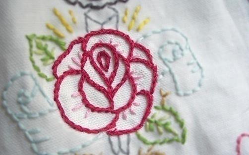 embroidery stitches instructions split stitch