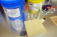 encaustic instructions oil pastels