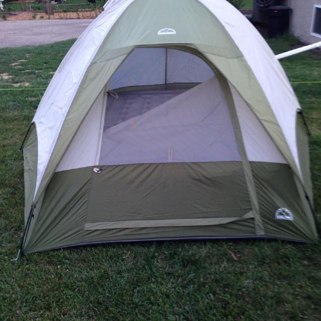 escort uv tex 5 tent instructions