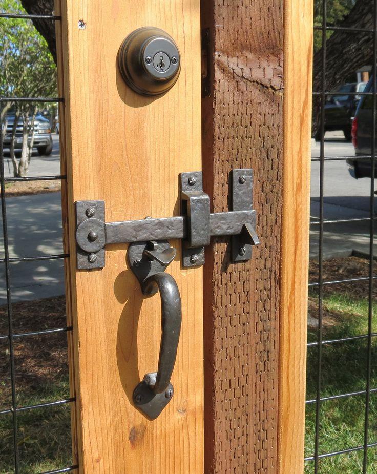 everbilt thumb latch instructions