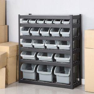 whalen closet organizer instructions