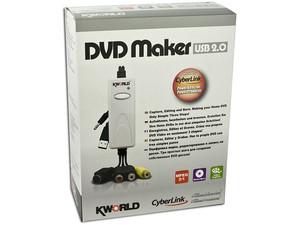 kworld dvd maker 2 instructions