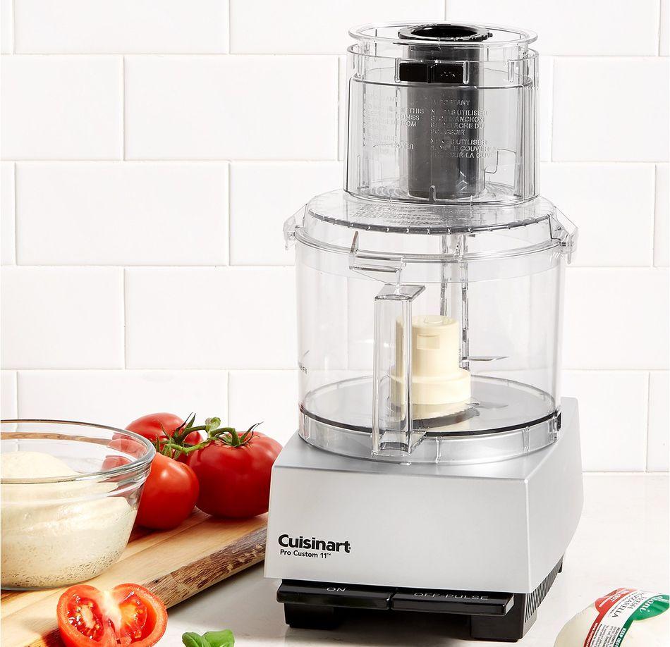 cuisinart food processor 11 cup instructions