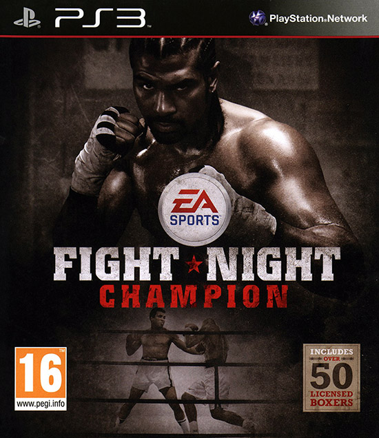 fight night champion xbox 360 instruction manual