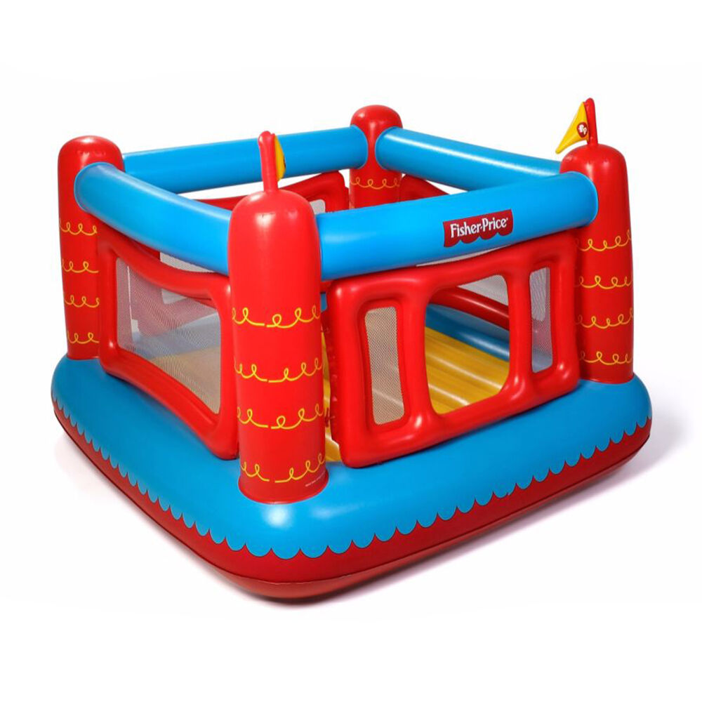 fisher price bouncetastic bouncer instructions