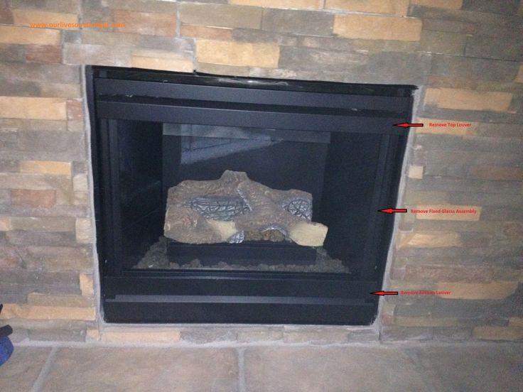 heatilator gas fireplace instructions
