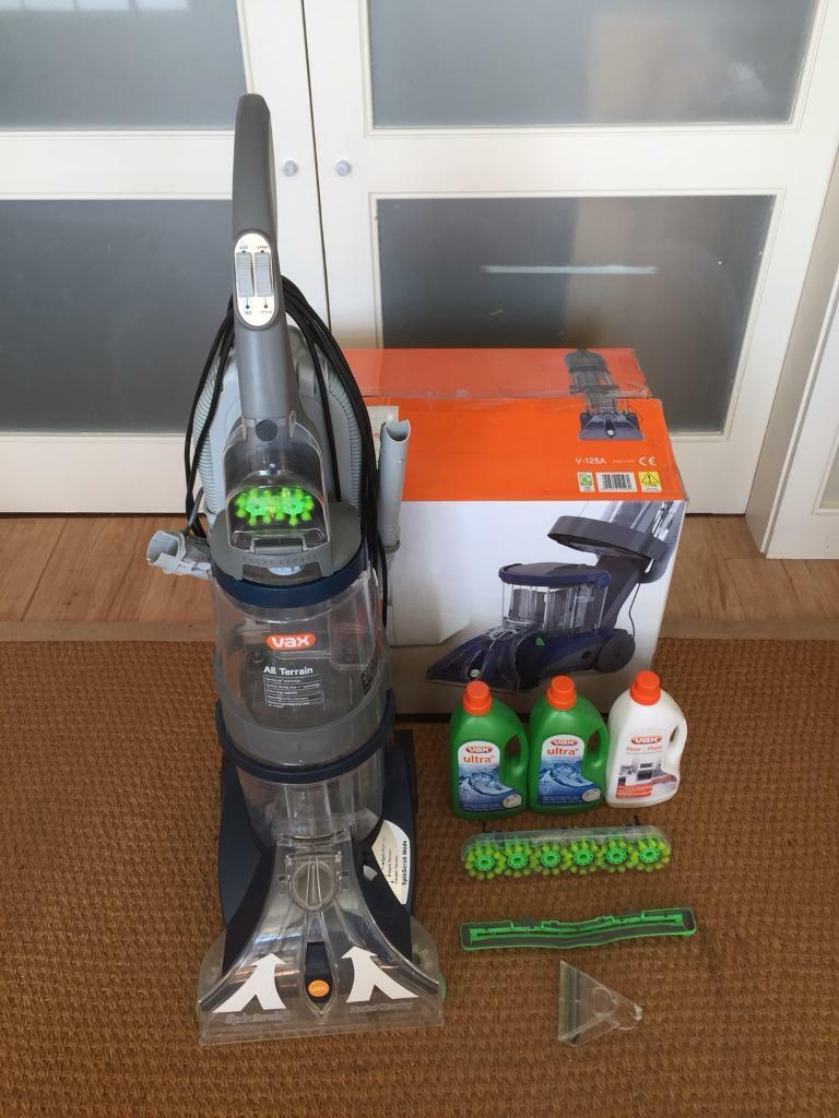 hoover steam cleaner instructions use