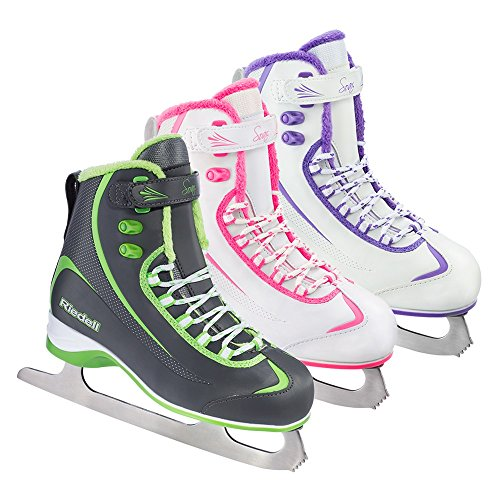 instructional riedell 8.5 womens