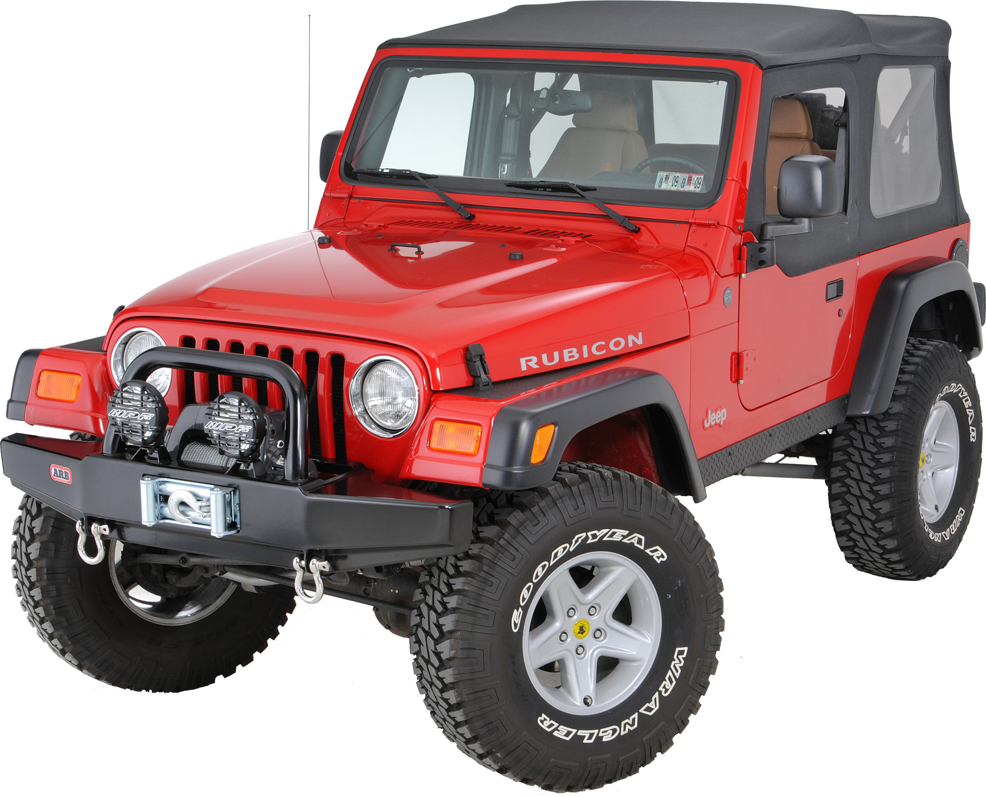 instructions fitting arb jeep jk front bullbar
