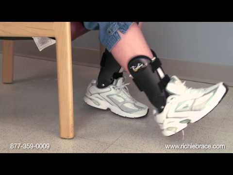 kallassy ankle brace instructions