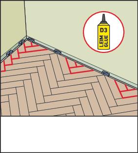 kronotex laminate installation instructions