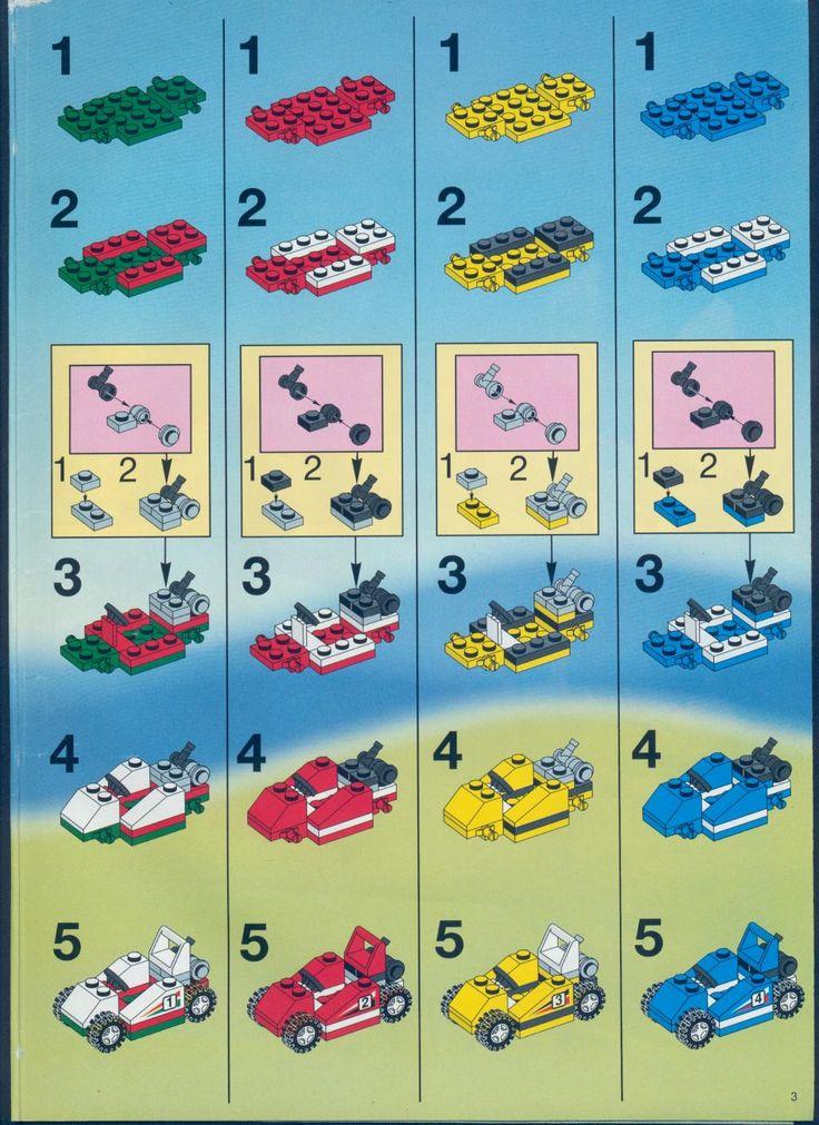 lego 42039 c instructions