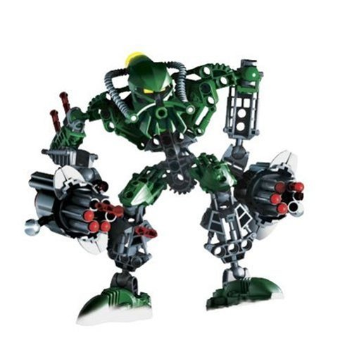 lego bionicle toa hordika instructions