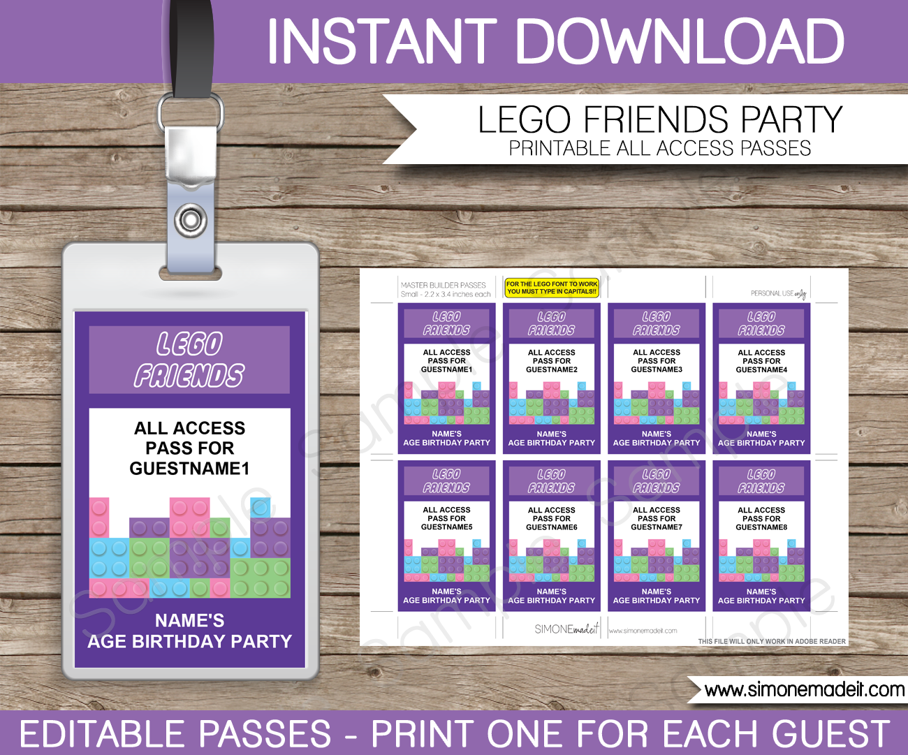 lego friends instructions pool