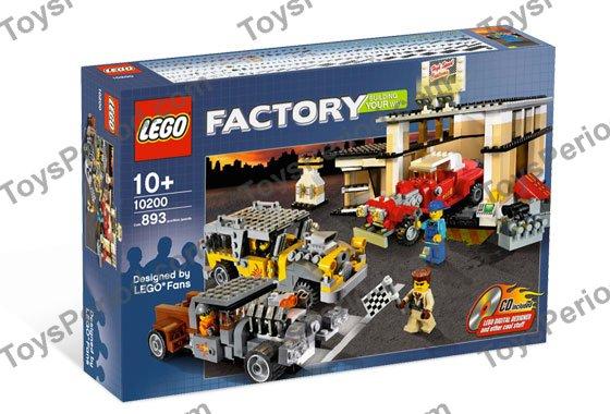 lego multi car garage instructions