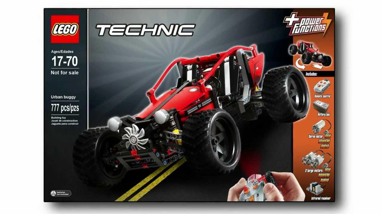 lego technic urban buggy instructions