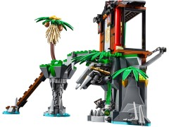 lego tiger widow island instructions