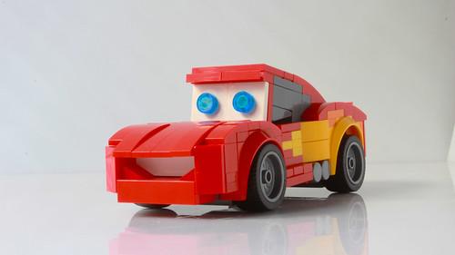 lightning mcqueen programmable car instructions