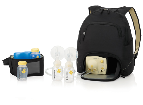 medela pump in style backpack instructions