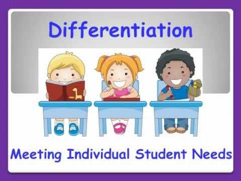 music education differentiated instruction