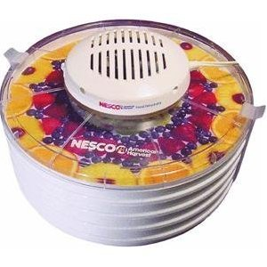 nesco american harvest dehydrator instructions