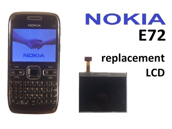 nokia 6300 screen replacement instructions