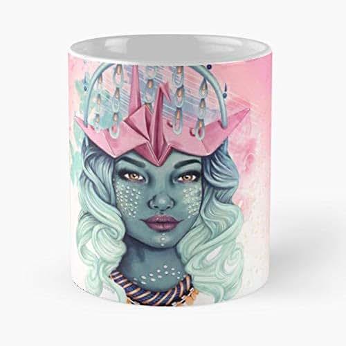 origami coffee mug instructions